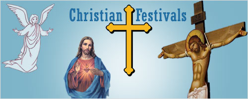 festivals in christianity Festivals and events  christianity is the largest religion in the world with over 2 billion followers 42 million people in britain today describe themselves as.