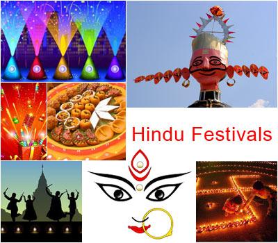 Hindu Festivals 2016- Hindu Holidays- Hindu Calendar 2016